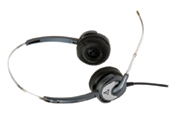 Wideband Binaural Headset with Voice Tube